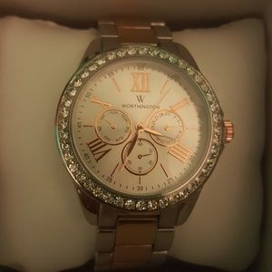 Worthington watch brand new